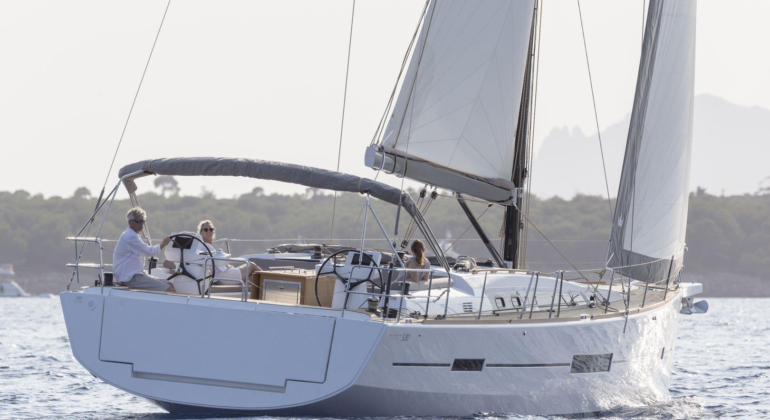 Dufour 520 Grand Large – New 2020!!