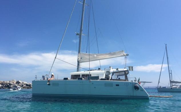 Catamarano Lagoon 450 – CC – Crew