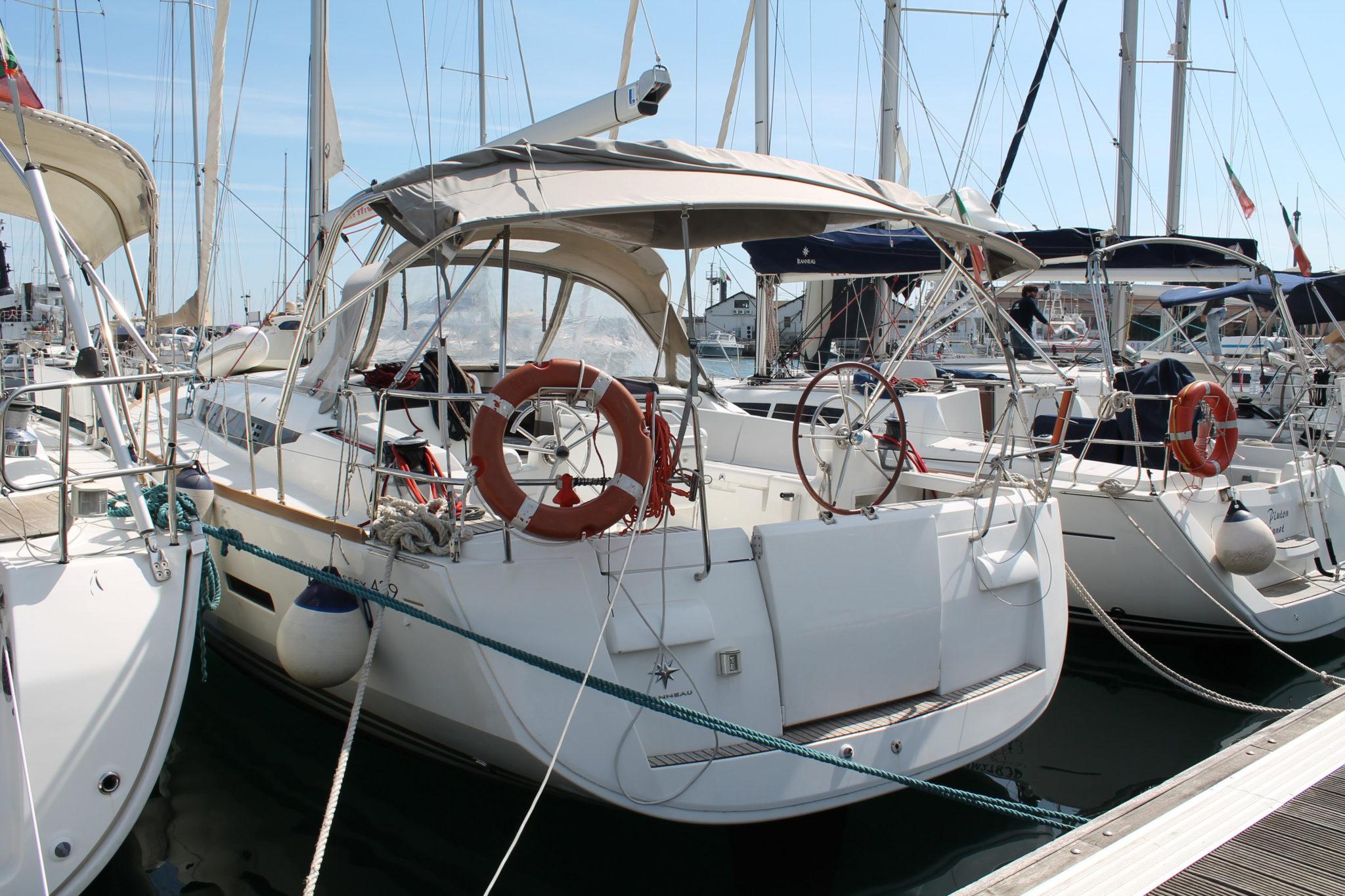 Jeanneau Sun Odyssey 439 – 2012
