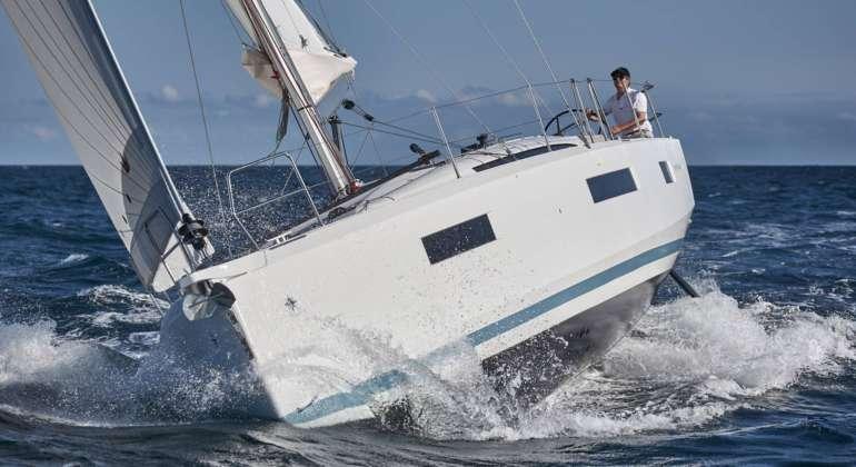 Jeanneau Sun Odyssey 440 – 2020 – Tropea