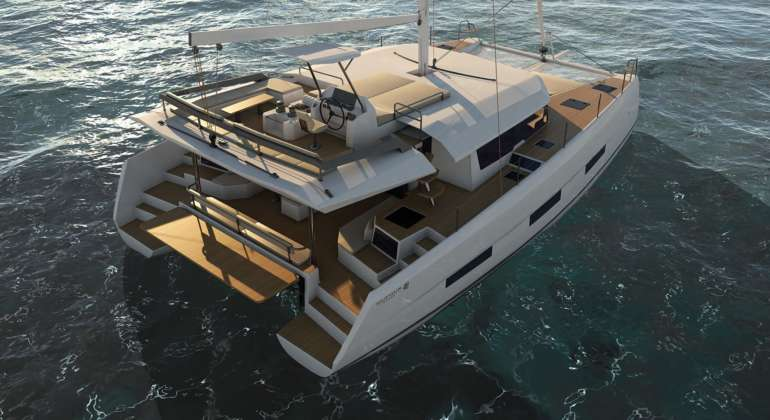 Catamarano Dufour 48 – New 2020!