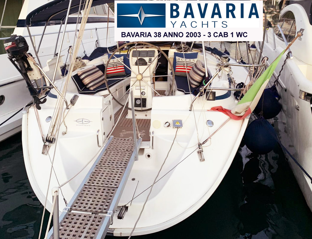 Bavaria_38_Cruiser – 2003