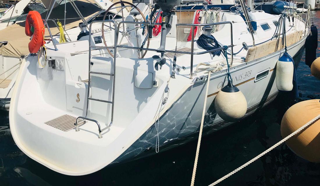 Beneteau oceanis clipper 393 -2004.1